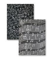 Spellbinders M-Bossabilities A4 Card Embossing Folder-Music, , hi-res