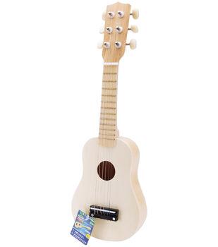 """Darice Musical Instrument-Guitar (Unpainted) 20"""""""