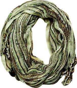 Laliberi™ Tan Stripe Scarf