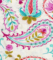 Keepsake Calico™ Cotton Fabric-Happy Nest Paisley, , hi-res