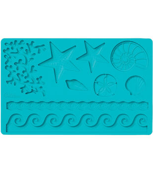 Wilton® Fondant And Gum Paste Silicone Mold Sea Life