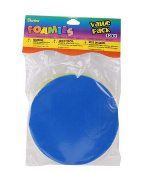 Darice Foamies Value Packs-12PK/Circle