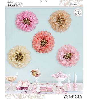 Jolee's Boutique Parisian Tissue Flower Kit
