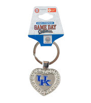 University of Kentucky NCAA Heart Keychain, , hi-res