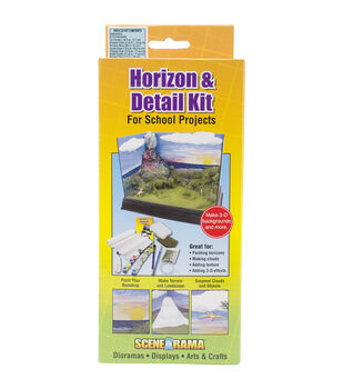 Diorama Kit-Horizon & Detail