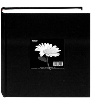 Pioneer 9''x9'' Cloth Photo Album