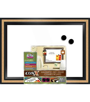 Corx Framed Magnetic De Combo Board