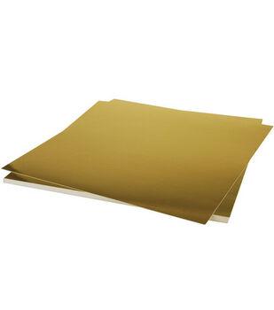 Bazzill 12''x12'' Foil Cardstock-25PK