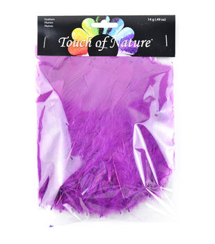 Flat Turkey Feathers 14 Grams-Passionate