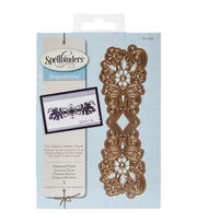 Spellbinders Shapeabilities Diamond Floral Dies, , hi-res