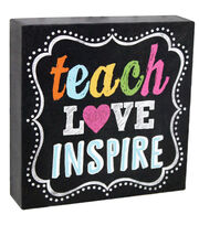 Escape To Paradise Wall Banner-Teach Love Inspire, , hi-res