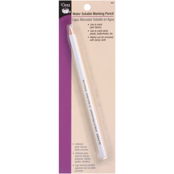 Water Soluble Marking Pen-White