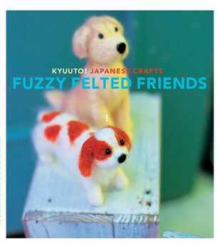 Fuzzy Felted Friends