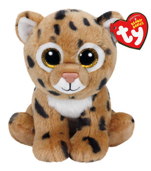 Ty Classic Freckles The Leopard Plush