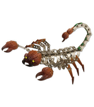 Wild Republic Nuts & Bolts Scorpion