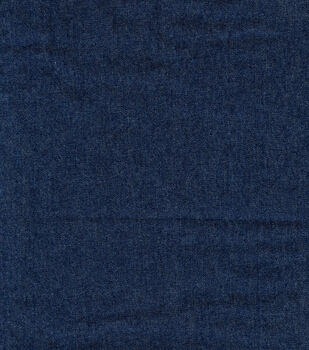 Sew Classics Bottomweight Fabric Dark Wash Denim 7 oz