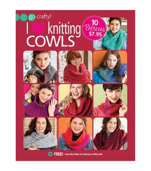 I Love Knitting Cowls Book