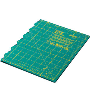"Olfa Folded Cutting Mat - 12""X17"""