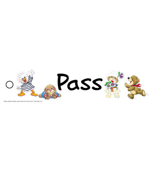 Busy Kids Learning Suzy Zoo Pass