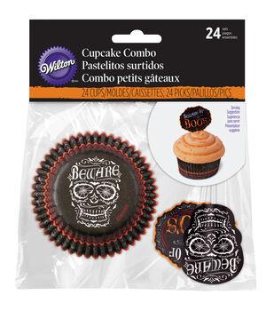 Wilton® Cupcake Combo Pack 24/Pkg-Hallows Eve