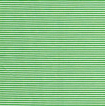 Noel Collection-Christmas Green Stripe