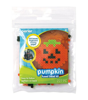 Pumpkin Trial Fused Bead Kit