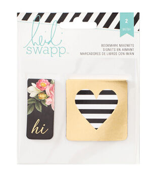 Heidi Swapp Memory Planner Bookmark Magnets 2/Pkg