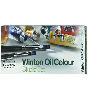 Winsor & Newton Winton Oil Paint Studio Set