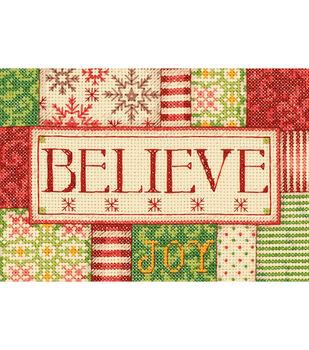 7X5 14 Ct -Believe