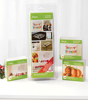 Cricut® Cartridge Cricut® Anthology 3pk