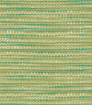 Home Decor 8''x 8'' Fabric Swatch Upholstery Fabric- Waverly Tabby Jade