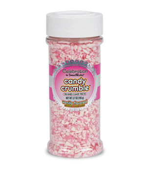 SweetWorks® Celebrations 3.7oz Candy Crumble
