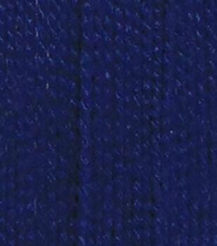 Bernat Handicrafter Solids Indigo Blue Crochet Thread