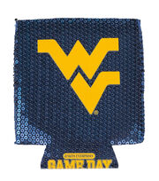 West Virginia University NCAA Sequin Koozie, , hi-res