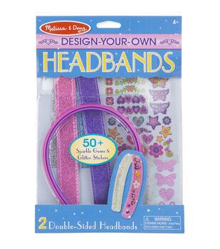 Melissa & Doug Design-Your-Own Headbands