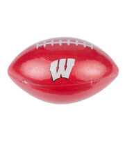 University of Wisconsin NCAA Foam Football, , hi-res
