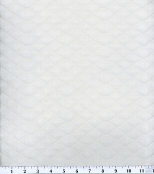 Diamond Double Faced Cotton Fabric-