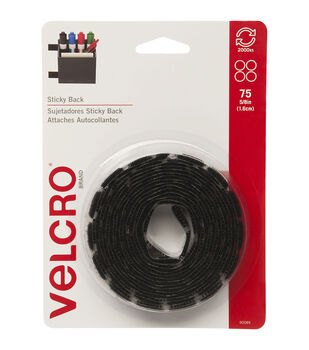 VELCRO® Brand Sticky-Back® Coins