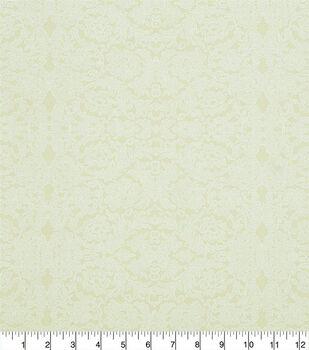 "Wide Prints Fabric-108"" Lace Cream"