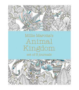 Millie Marotta's Animal Kingdom Journals