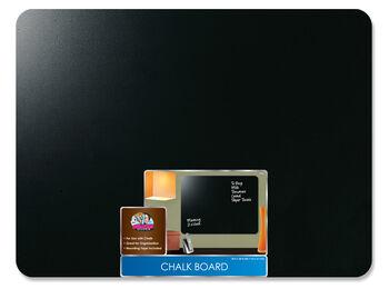 Unframed Chalk Board