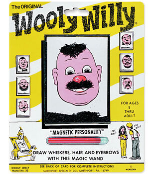 Magnetic Personalities-Original Wooly Willy