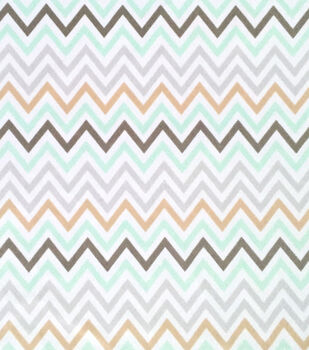 Magic Moon™-Baby's Zoo Chevron