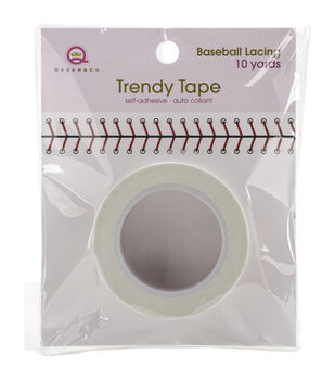Queen & Co Baseball Lacing Trendy Tape