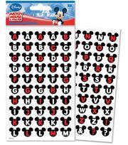 Disney Dimensional Alphabet Stickers-Mickey Ears, , hi-res