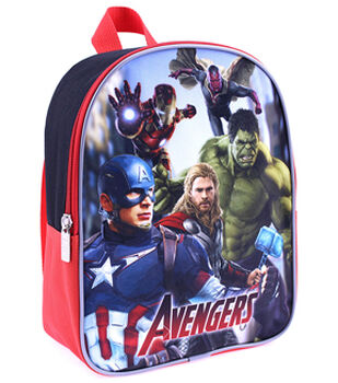 Avengers 10 Inch Mini Backpack