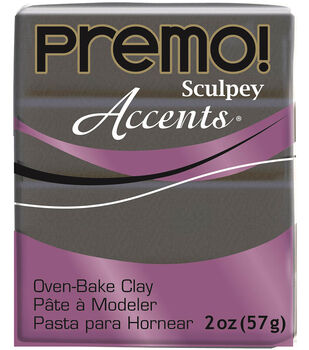 Premo Sculpey Accents Polymer Clay 2oz