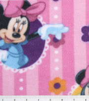 Disney Minnie Fleece Fabric, , hi-res