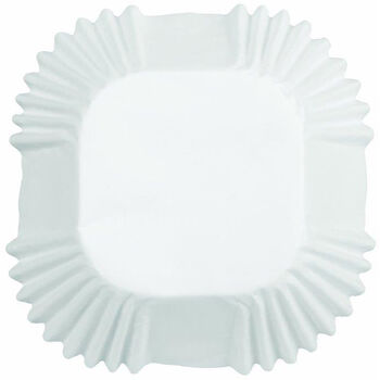 Wilton® Square Standard Baking Cups White 24ct