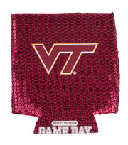 Virginia Tech NCAA Sequin Koozie, , hi-res